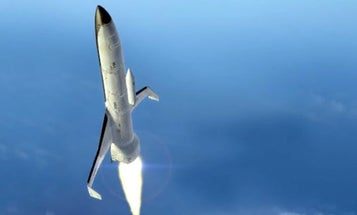 DARPA Space Plane Concepts Get Fresh Funding