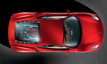 Ferrari Prius?