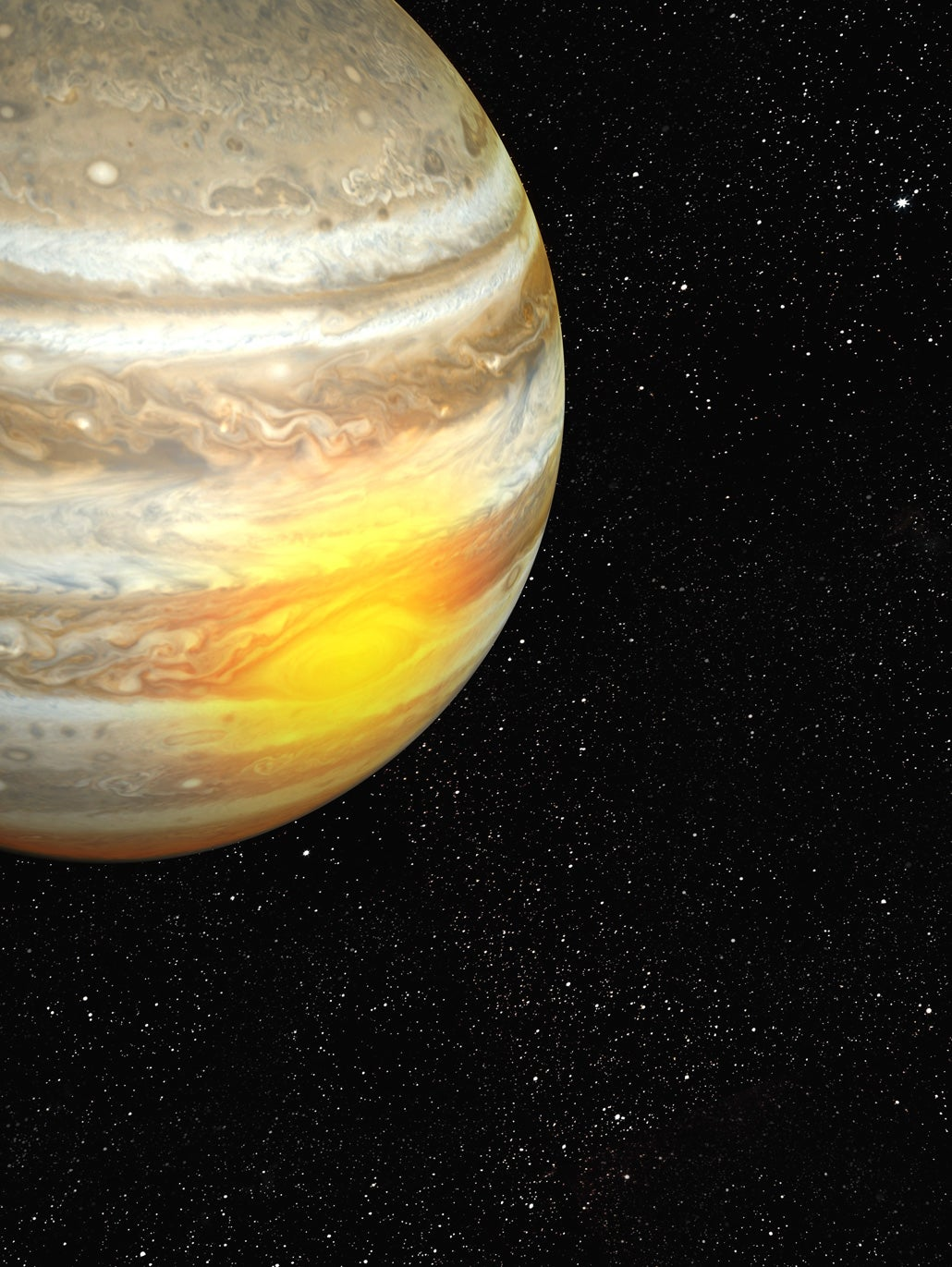 Jupiter's Great Red Spot Is Mysteriously Hot