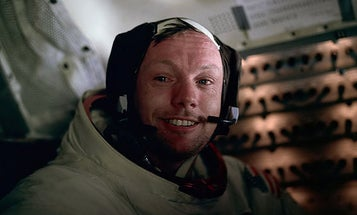 Neil Armstrong In The Pages Of Popular Science