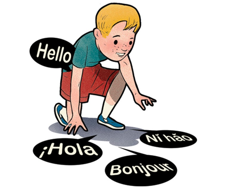 Ask Anything: Why Is Picking Up A New Language Easier As A Kid?