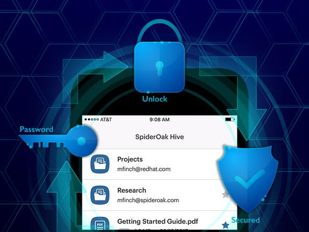 SpiderOak ONE offers super-secure online backup and seamless syncing