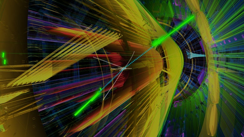 Hello, Higgs Boson: LHC's New Particle Looks Like the Real Thing