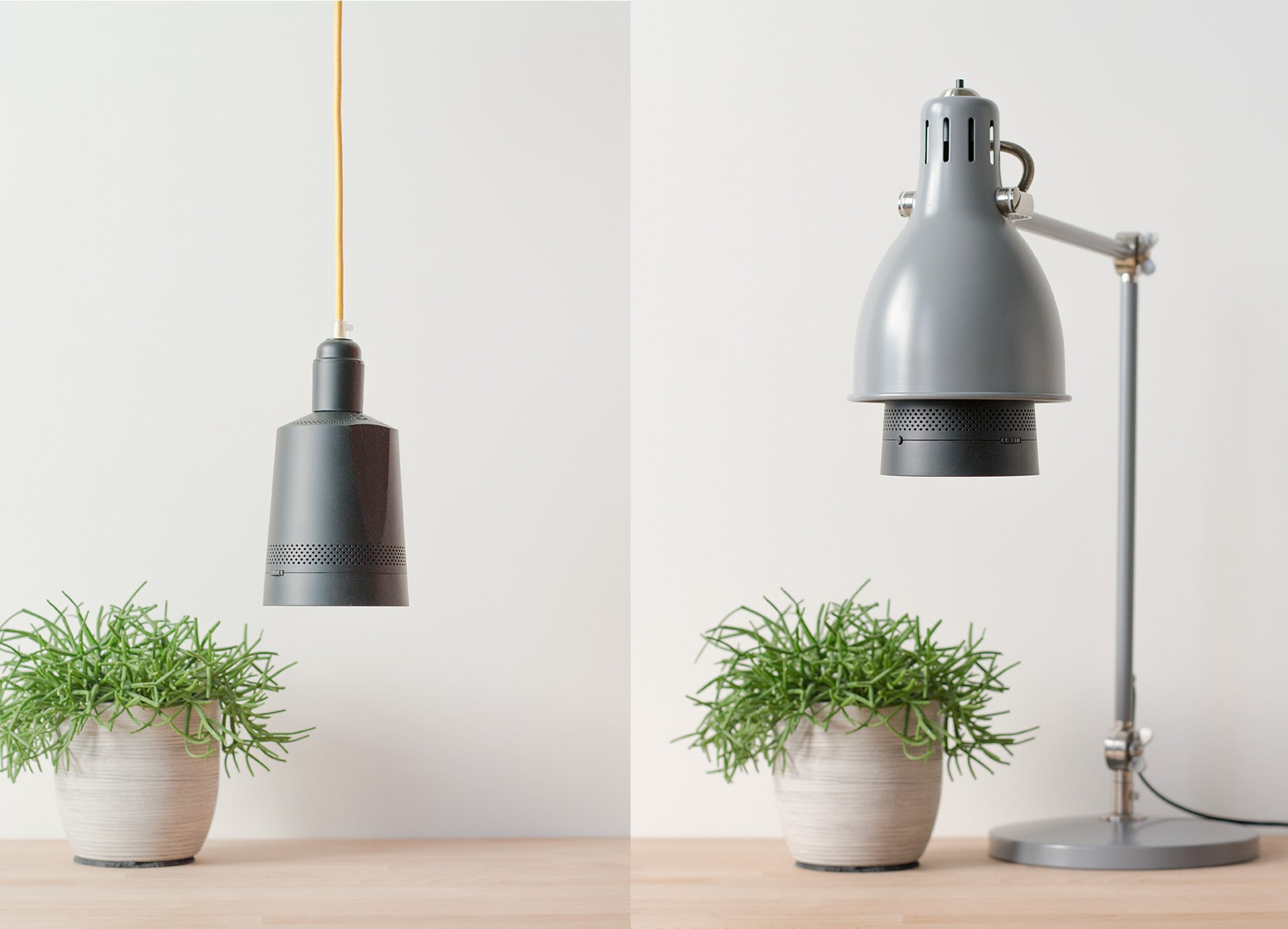 Beam Is A Projector Disguised As A Lamp