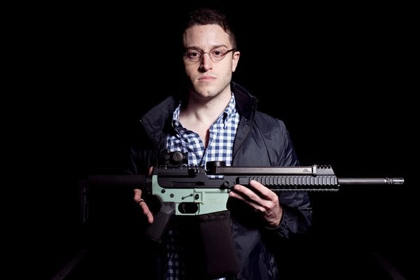 Q+A: Cody Wilson Of The Wiki Weapon Project On The 3-D Printed Future of Firearms