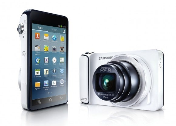 Samsung's Cool/Weird Android-Running Galaxy Camera Will Cost $500