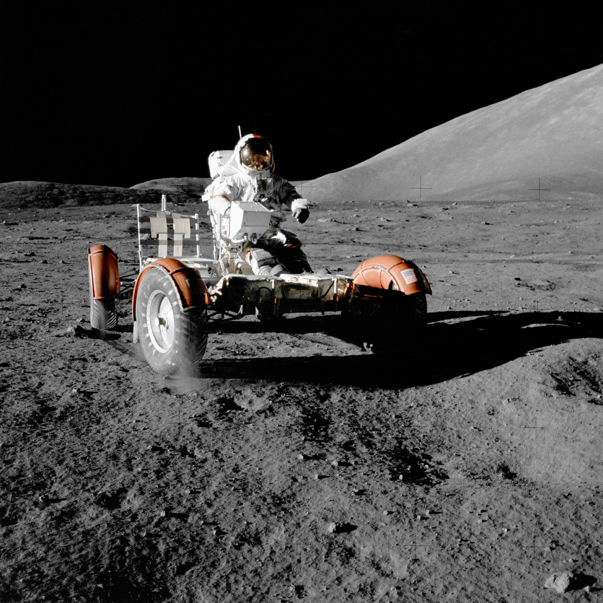 Private moon rovers may visit the Apollo 17 landing site