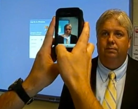 iPhone Armed With Facial Recognition App Lets Cops ID Perps on the Street