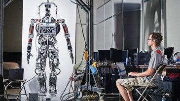 ESCHER Robot