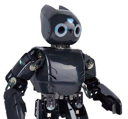 Build Your Own DARwIn-OP, the Open-Source Humanoid Robot