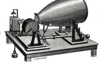 Pre-Edison Sound Recording Played Back