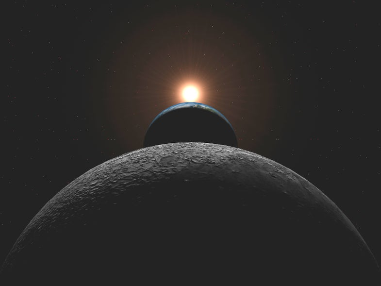 A Strong Signal From A Neighboring Solar System Has E.T. Seekers Speculating