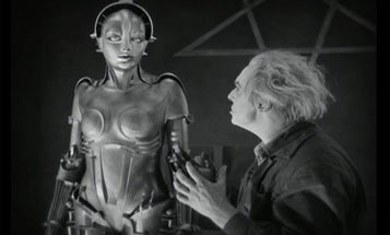 Read This Slick Sci-Fi Noir Short Featuring 'Popular Science'