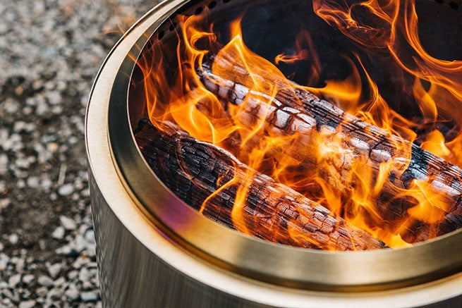 Bonfire solo stove