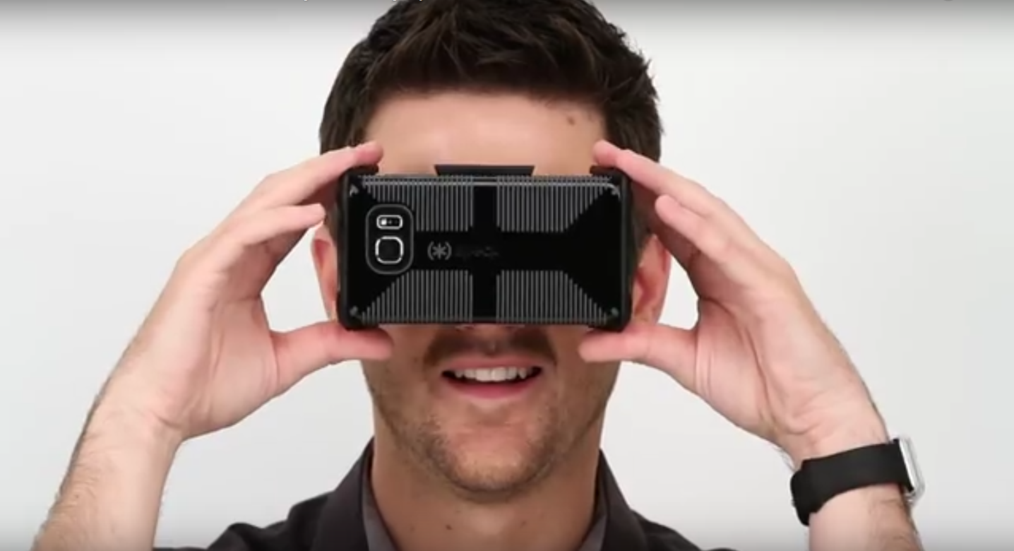 Watch How These Speck VR Goggles Can Fit In Your Pocket