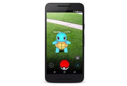 Pokémon Go Field Test