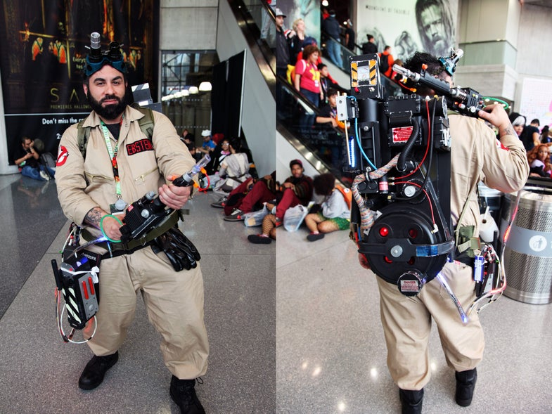 The Best DIY Costumes At New York Comic Con