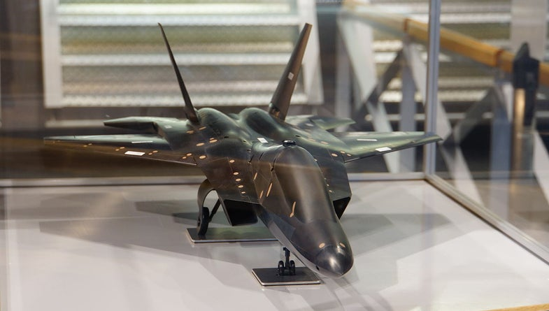 Japan's Stealth Fighter Will Fly For First Time Next Year