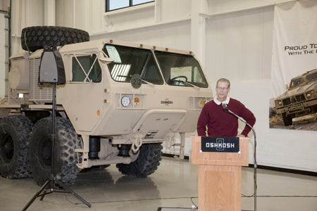 Boeing's Truck-Mounted Laser Weapon Ready for Production