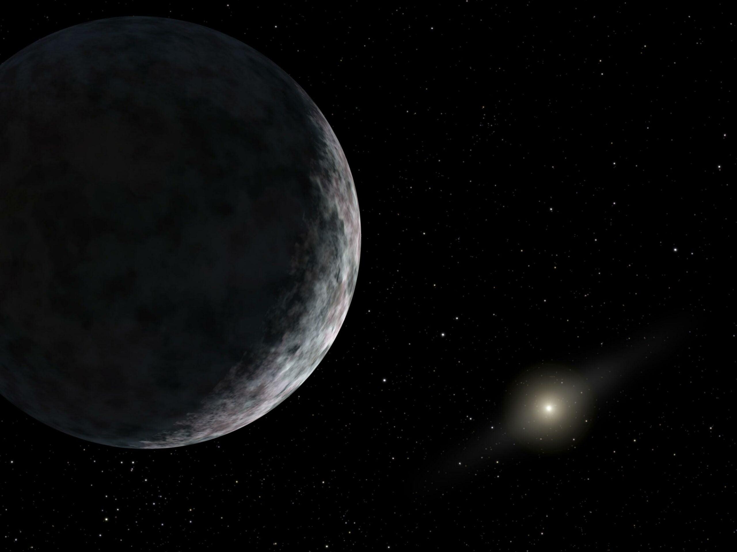 planet edge of solar system