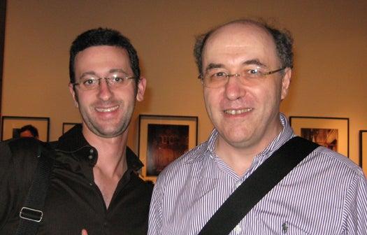 Singularity Summit 2009: Supreme Mathematics of Gods and Earths