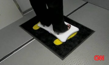 Are Wii Balance Boards the Future of Airport Security?