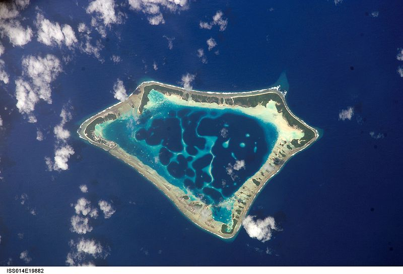 The Pacific Island Chain of Tokelau Is The First Territory Powered Solely By Solar