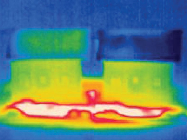 A New Rooftop Coating Makes Buildings 'Sweat' To Cut Cooling Costs