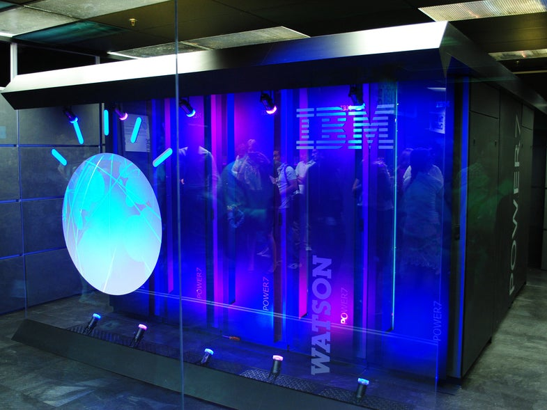 IBM Watson: Team Up With A Supercomputer