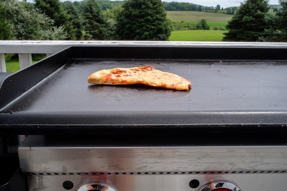 Pizza griddle