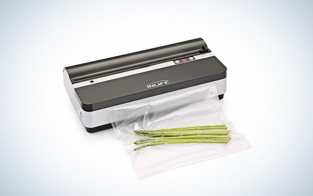 A food vacuum sealer for 64 percent off? I'd buy it.