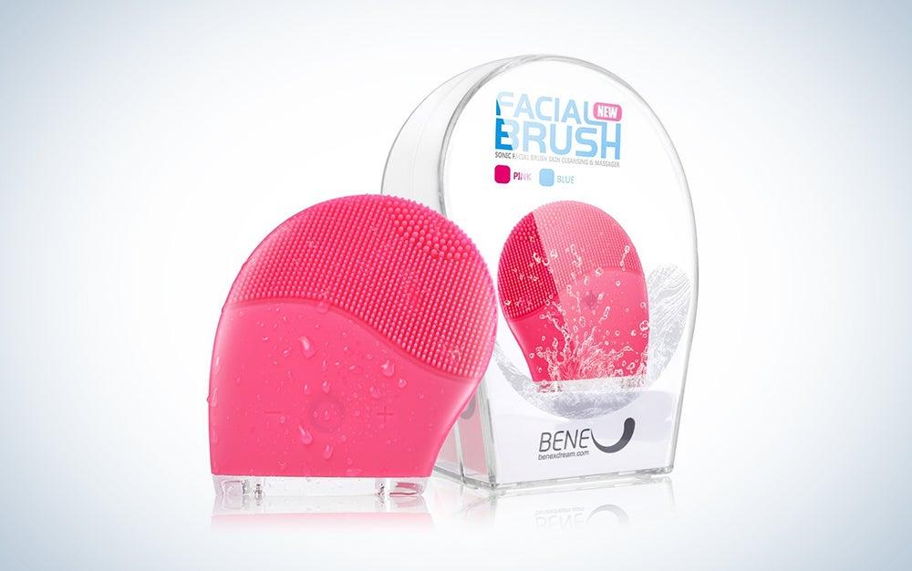 BeneU Makeup Facial Brush Cleaner
