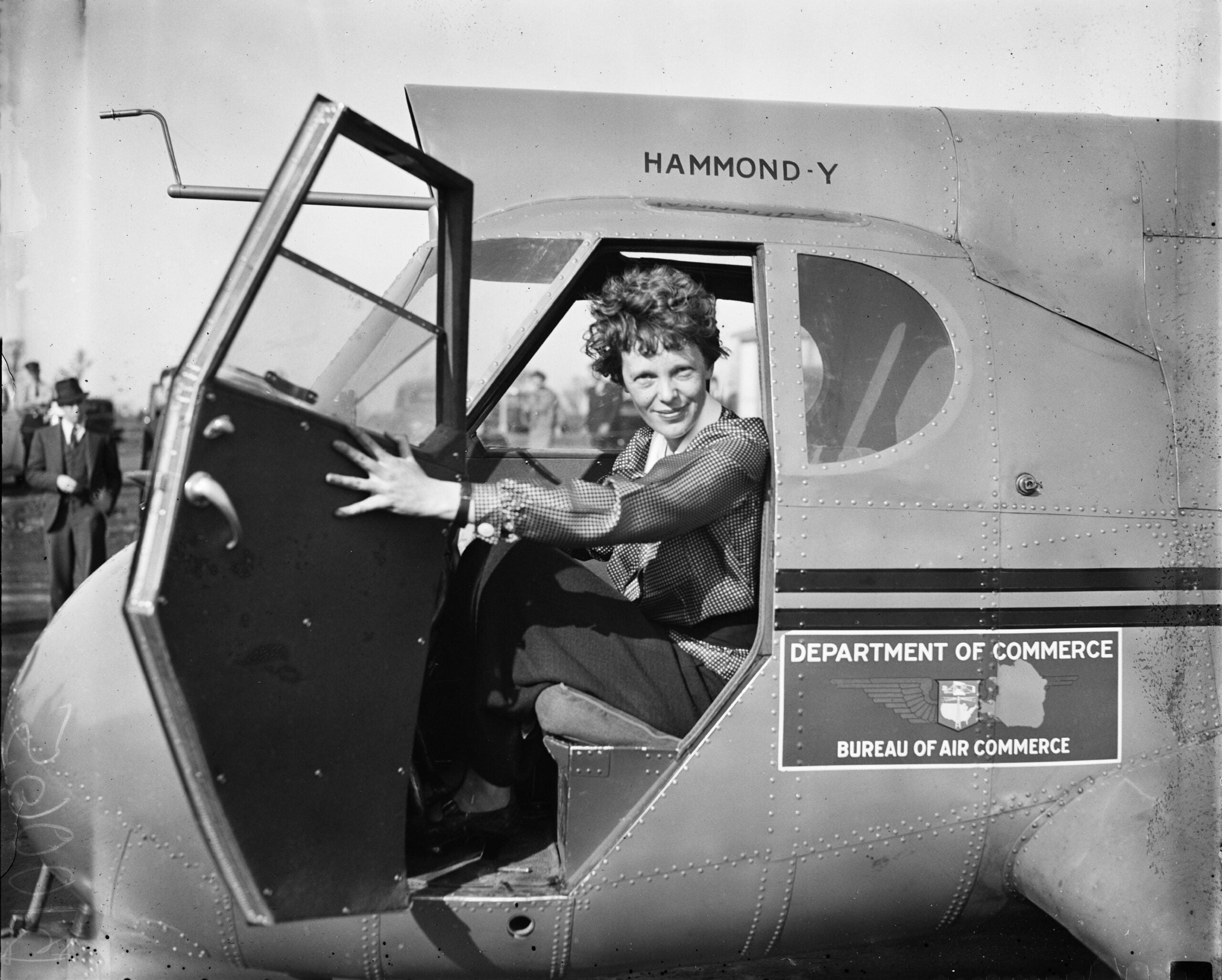 Many have tried, but no one has solved the mystery of Amelia Earhart's demise