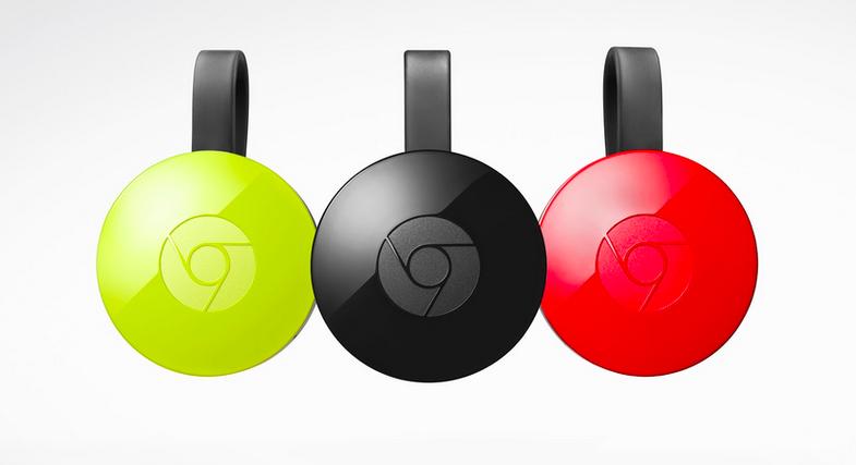 Google Unveils Fleet of New Chromecast Products