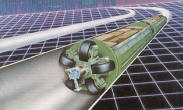 """Inventor of """"Green Bricks"""" Wants To Build Series of Underground Tubes"""