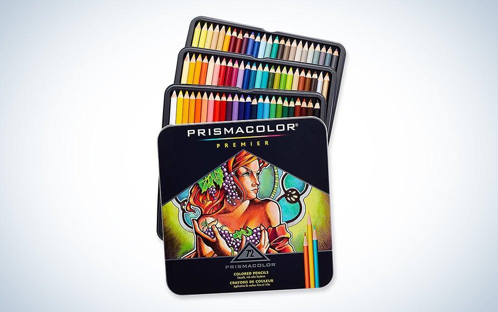 Prismacolor Premier Colored Pencils 72 Count