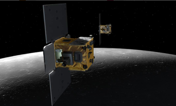NASA's Twin Moon Probes Crash Successfully Into Moon!