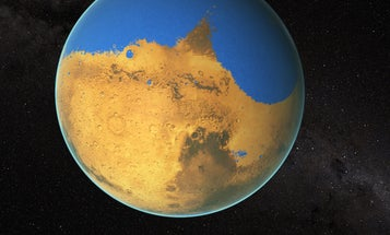 4-Star Planets, Oceans On Mars, And Other Amazing Images Of The Week