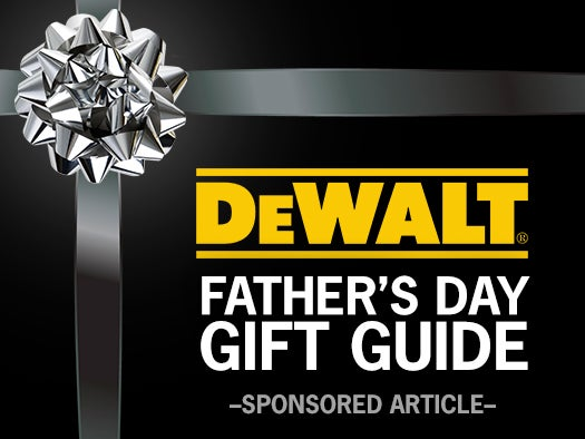 Father's Day Gift Guide [SPONSORED POST]