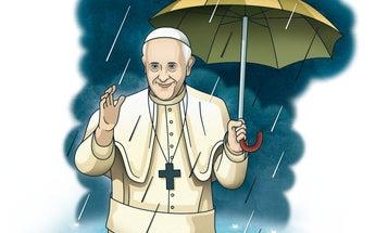 Pope Francis' Climate Change Epiphany