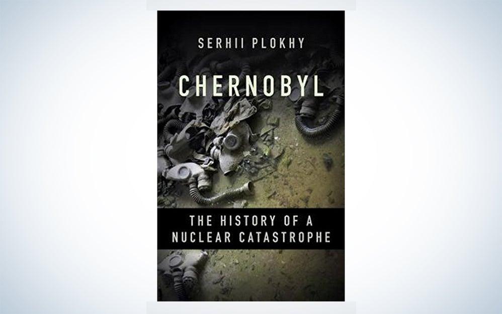 book cover chernobyl