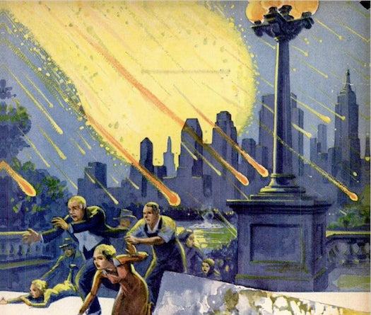 How The World Will End, According To 1939