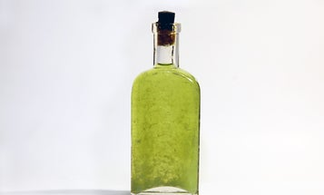 Green Dragon Drink: The Chemistry of Nitrous-Powered, Pot-Infused Liquor