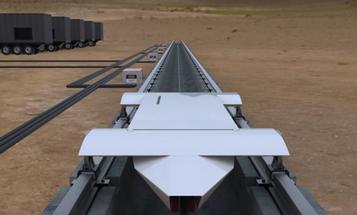 Clone of The Hyperloop Will Begin Testing In Nevada In 2016