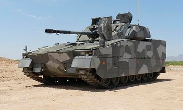 The U.S. Army's New 84-Ton Tank Prototype Is Nearly IED-Proof [Updated]