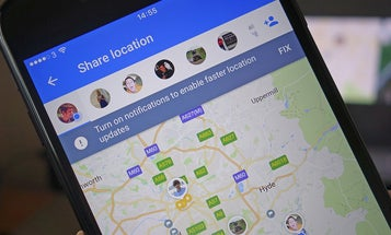 How to share your location without broadcasting it to strangers