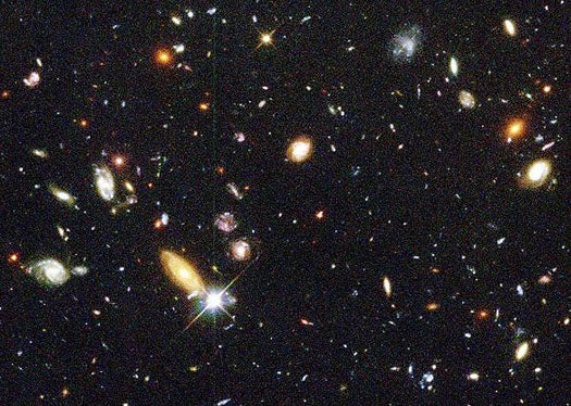 New Model Says the Cosmos Is At Least 250 Times Larger Than the Visible Universe