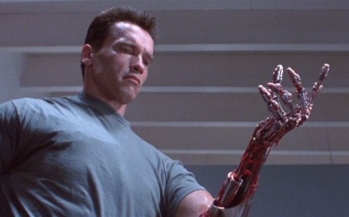 DARPA Orders Smart Robotic Terminator Hands for a Better Tomorrow