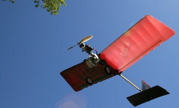 Even Hobby Drones Could Be Made Illegal In Texas