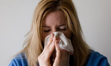 Why Does Your Nose Run When You're Sick?
